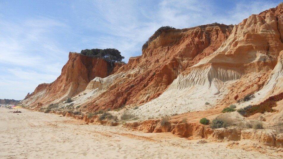 preia-falesia-fkk-algarve Reiseschutz Ferienwohnungen Algarve