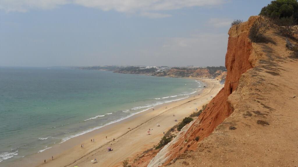 Praia-falesia-Algarve-rundreise-Strand-sonne Apartament Lagos Wissenswertes