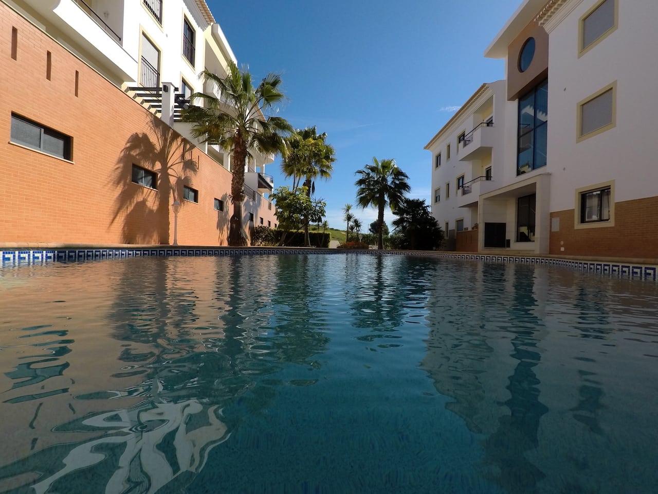 Ferienwohnung Lagos Algarve Fotos