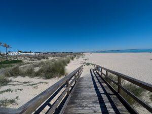 Meia-Praia-Starnd-Steg-300x225 Ferienwohnung Lagos Algarve Fotos